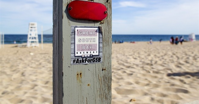 Officials fight rowdy Hamptons beach parties