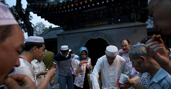 China bans Ramadan fast in Muslim northwest
