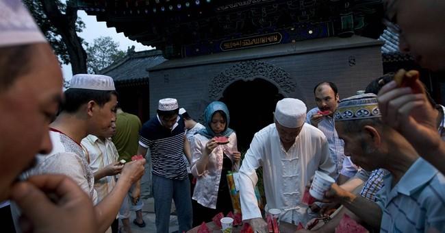 China bans Ramadan fast in Muslim northwest