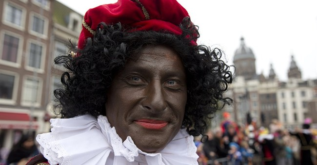 Dutch court: Black Pete is a negative stereotype