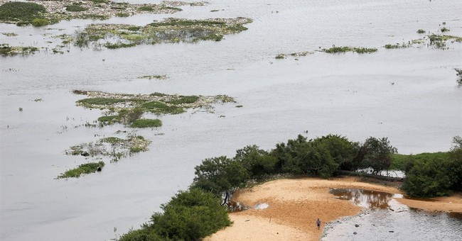 Paraguay's capital issues alert over floods
