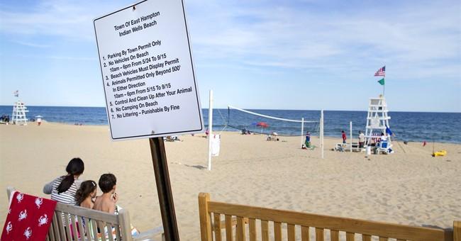 Officials fight rowdy Hamptons beach parties