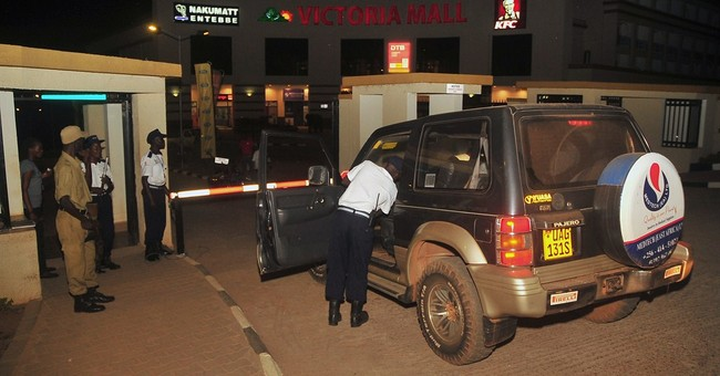 US warns of terror threat against Uganda airport