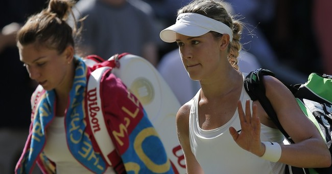 Tennis' Bouchard might 'Never Say Never' to Bieber