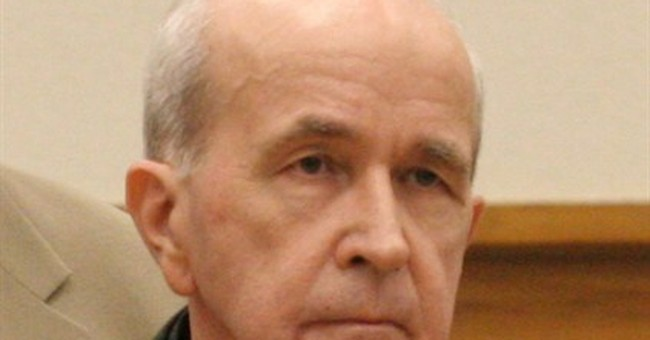 Court won't free convicted priest to die at home