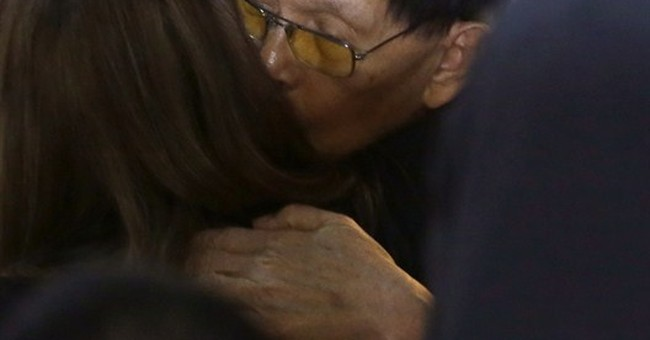 3rd Philippine senator arrested in corruption case