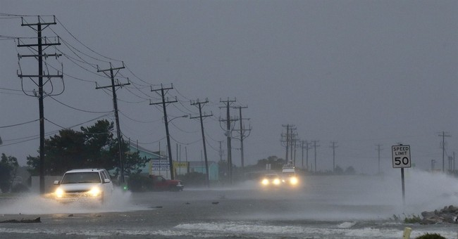 Only road onto NC island reopening after Arthur
