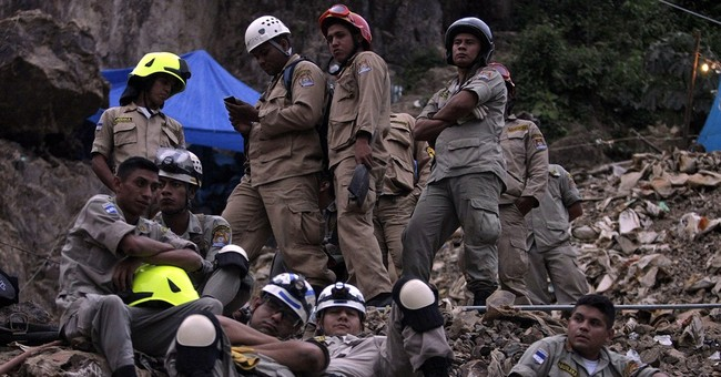 Honduras in 3rd day of search for trapped miners