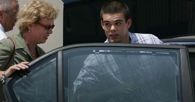 Joran van der Sloot ties the knot in Peru prison