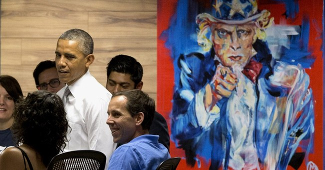 Amid positive jobs numbers, politicians hedge bets