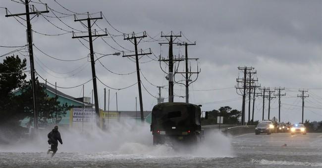 North Carolina coast survives Hurricane Arthur