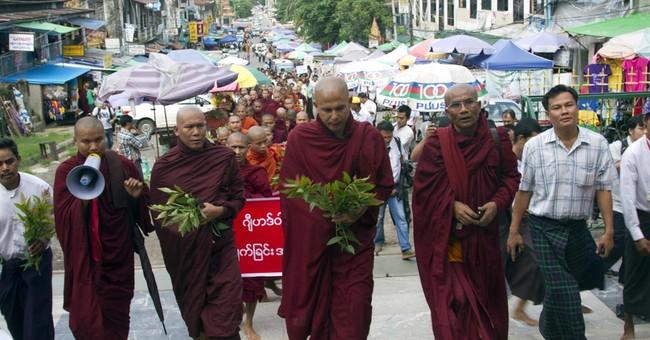 Myanmar's Mandalay tense but under control