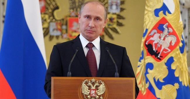 Putin tells Obama he wants better relations