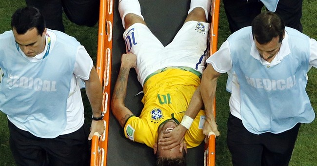 Brazil striker Neymar to miss rest of World Cup
