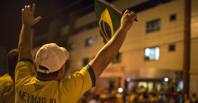 Neymar: World Cup dream still alive