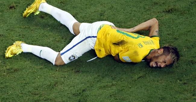 Ronaldo: challenge on Neymar was intentional