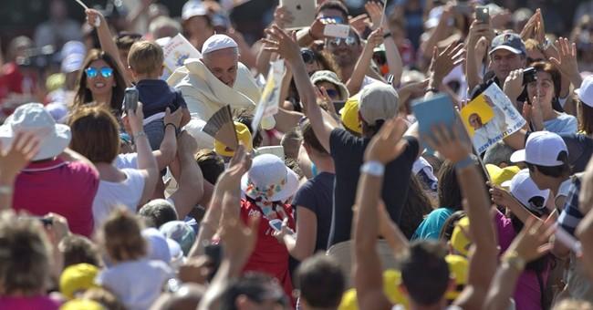 Pope: No-work Sundays good, not just for faithful