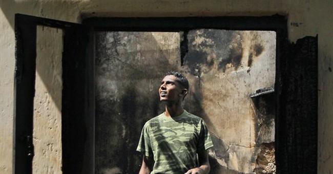 Sri Lanka accused of turning blind eye to violence