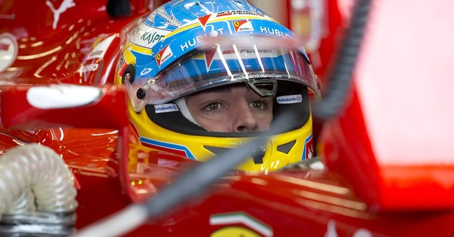 Alonso questions Ferrari tactics at British GP
