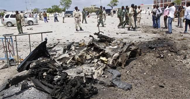 4 killed in car bomb attack in Somalia