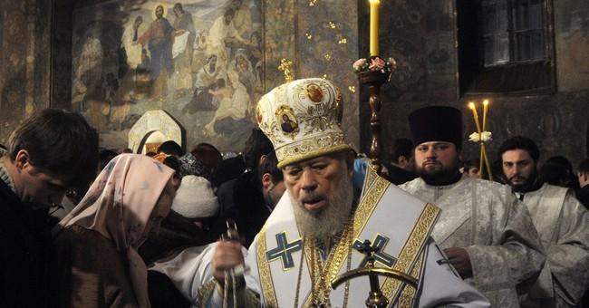 Head of Ukraine's Orthodox Church dies at 78