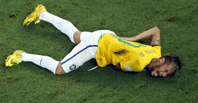 Neymar: World Cup dream still alive