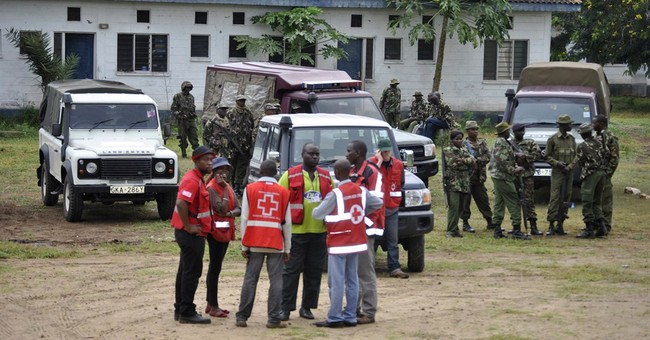 Red Cross: 22 dead in attacks on Kenyan coast