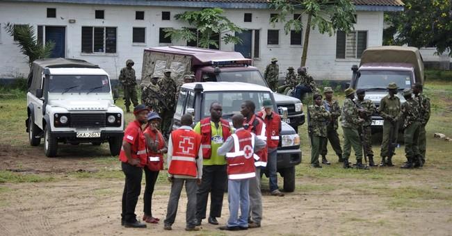 Red Cross: 22 dead in attacks on Kenyan coast