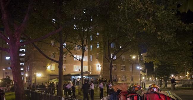 NYC ME: Smoke inhalation, burns caused fire death