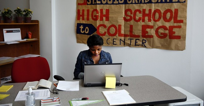 Push to keep incoming college students on track