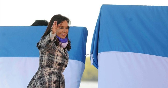 Illness to keep Argentine president from holiday