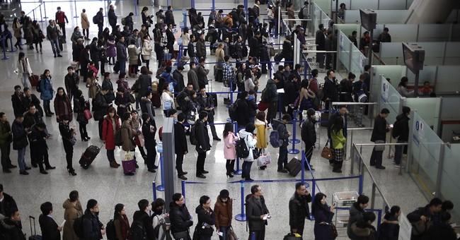 TSA: Some on US-bound flights must turn on phones