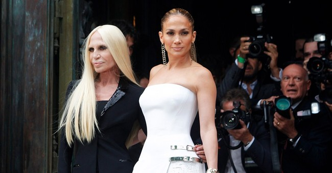 J-Lo, Versace lead Paris' haute couture revival