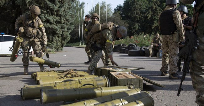 Pro-Russia separatists vow to keep up the fight