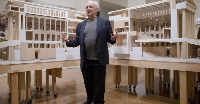 Gehry redesign of art museum yields more space