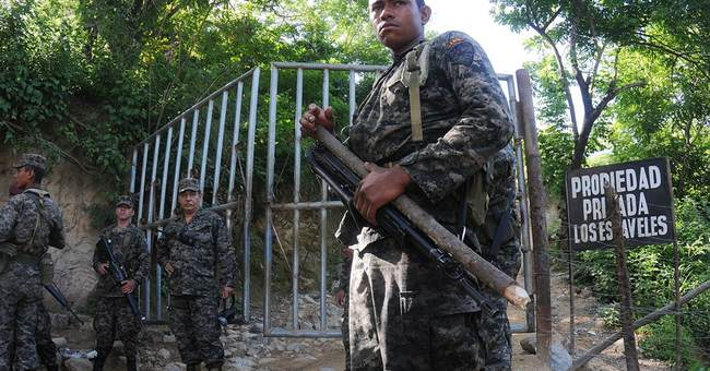 Honduras halts search for 8 trapped miners