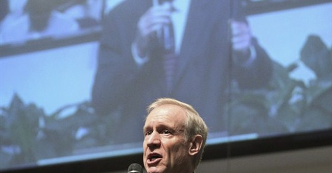 Voter gloominess shapes race for Illinois governor