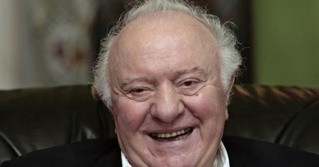 Shevardnadze, ex-Georgian president, dies at 86