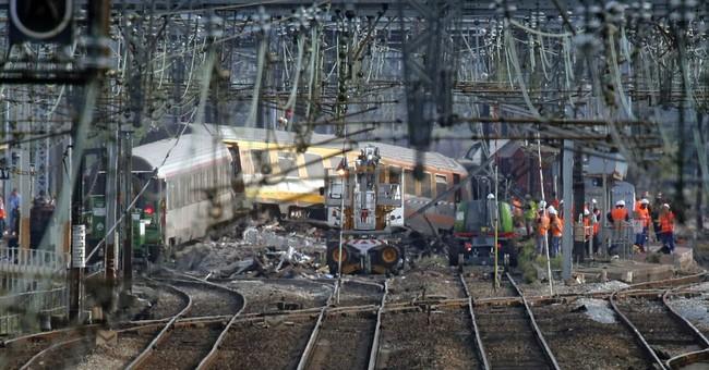 Sloppy maintenance caused deadly French rail crash