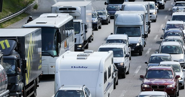 Germany takes aim at foreign drivers with car toll
