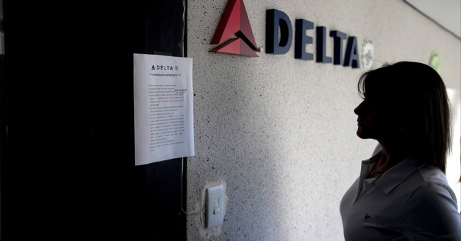 Delta Air Lines cutting back flights to Venezuela