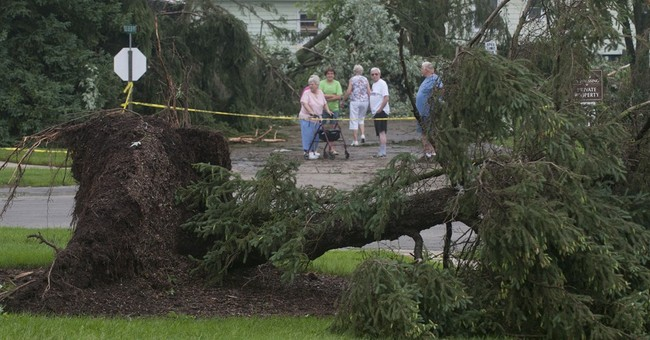 Tornado confirmed in Michigan; some injuries