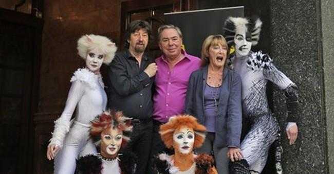 'Cats' gets rap twist for West End revival