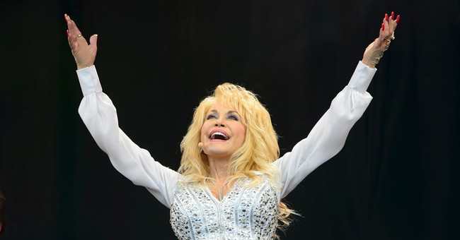 "Dolly Parton offers to adopt ""Dolly"" the dog"