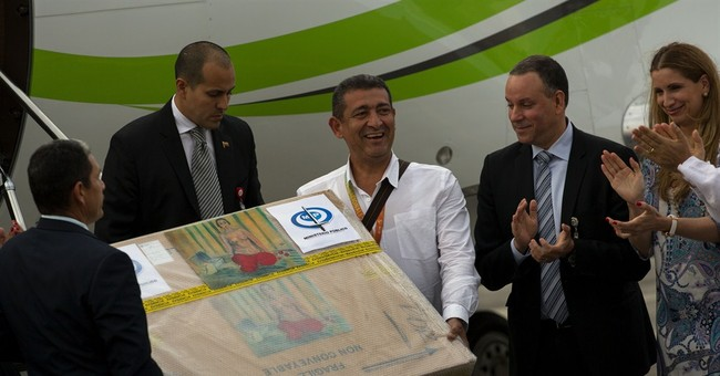 Venezuela welcomes back stolen Matisse painting