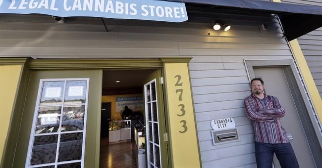 A look at legal pot as Washington stores prepare