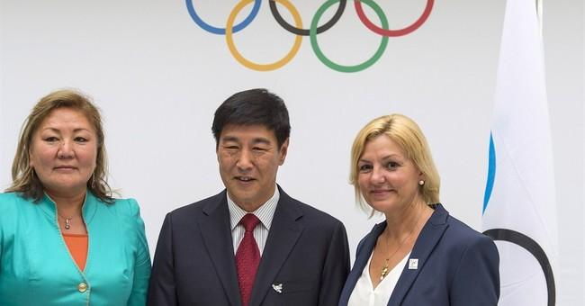 Almaty, Beijing, Oslo make list for 2022 Olympics