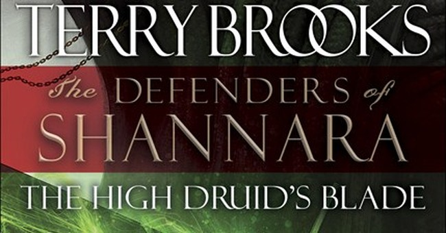 Terry Brooks delivers in latest fantasy tale