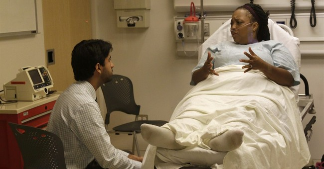 No practicing on patients: New docs get boot camp
