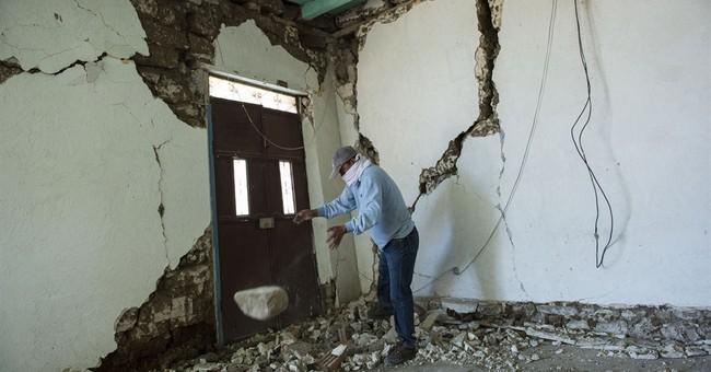 Quake slams Mexico, Guatemala; at least 3 dead